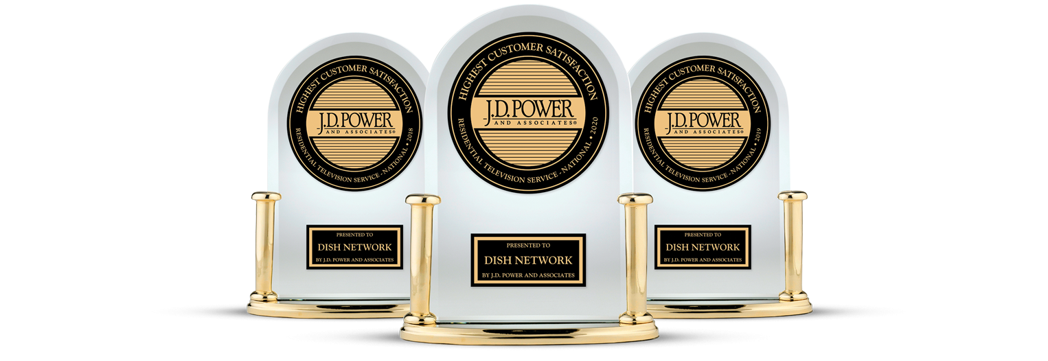 DISH Customer Satisfaction - Ranked #1 by JD Power - Jay D's Satellite in Elkhart, Kansas - DISH Authorized Retailer